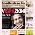 Gazzetta dello Sport: Vibrazioni