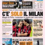Gazzetta dello Sport: C'è solo il Milan