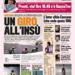 Gazzetta dello Sport: L'inter sfida Cassano