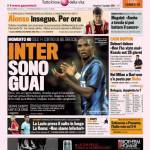 Gazzetta dello Sport: Inter sono guai