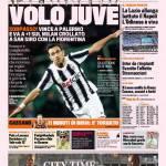 Gazzetta dello Sport: Volo Juve