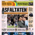 Gazzetta dello Sport: Asfaltaten