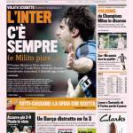"""Gazzetta dello Sport: """"L'Inter c'è sempre"""""""