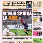 Gazzetta dello Sport: Di Vaio Spiana la Juve