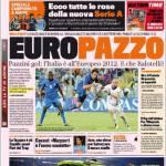Gazzetta dello Sport: EuroPazzo