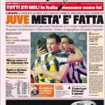 Gazzetta dello Sport: Juve, metà è fatta