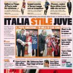 Gazzetta dello Sport, Italia stile Juve