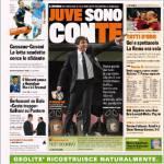Gazzetta dello Sport: Juve sono Conte