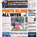Gazzetta dello Sport: Porte Klose all'Inter