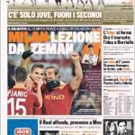Gazzetta dello Sport: Milan, lezione da Zeman