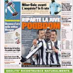 Gazzetta dello Sport: Pogboom