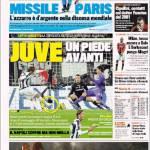 Gazzetta dello Sport: Juve, un piede avanti
