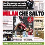 Gazzetta dello Sport: Milan, che salto
