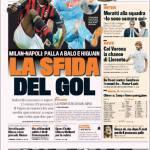 Gazzetta dello Sport: La sfida del gol