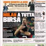 Gazzetta dello Sport: Milan a tutta Birsa