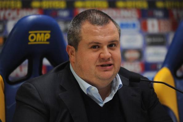 Parma FC Press Conference