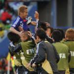 Mondiali Sudafrica 2010: Giappone-Camerun 1-0, decide Honda – Video