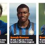 Calciomercato Inter, Di Canio ha nel mirino tre giovani nerazzurri, ecco chi sono…