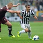 Torino – Juventus, Glik: gli arbitri con noi hanno due pesi e due misure…