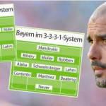 Foto – Guardiola studia due spettacolari moduli per il Bayern Monaco 2013-2014: pronti a rivincere?