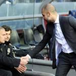 Mourinho stuzzica Guardiola: 'E' calvo perché non si gode il calcio'