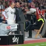 Video – Bayern Monaco, tensione fra Guardiola e Robben: tutta colpa di un rigore…
