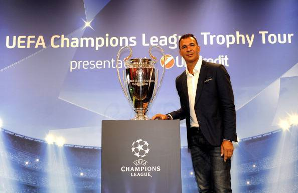 Gullit Champions League Milan Berlusconi