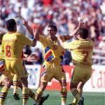 Mondiali Sud Africa 2010, i gol più belli della manifestazione: Hagi vs Colombia, 1994