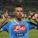 """Napoli-Cagliari, Hamsik attacca l'arbitro: """"Pezzo di m***a"""". Squalificato come Balotelli?"""