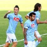 Calciomercato Napoli: Cavani, Hamsik e Lavezzi mai così azzurri!