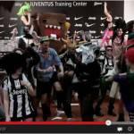 Video – La Juventus mette in piedi il suo Harlem Shake: delirio in casa bianconera!