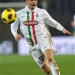 Juventus, infortunio Iaquinta: ecco l'esito degli esami