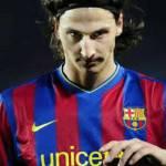 Milan-Barcellona, Ibrahimovic: l'attaccante svedese pronto per la sfida ai suoi ex compagni