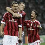 Milan, Ibrahimovic: novantanovesimo goal in Serie A e sesto Pallone d'oro svedese