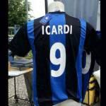 Calciomercato Inter, Icardi mostra fiero su Twitter la sua nuova maglia e il numero scelto – Foto