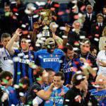 Inter, ecco la festa negli spogliatoi dell'Olimpico – Video