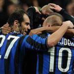 Inter, il Sindaco Letizia Moratti felice per l'apertura di San Siro durante i festeggiamenti