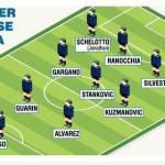 Foto – Calciomercato Inter, un intero 11 con le valigie: ecco tutti i partenti della squadra nerazzurra
