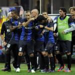 Europa League, Inter-Vaslui 2-2: i nerazzurri passano il turno in dieci