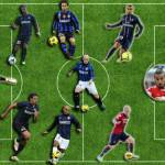 Foto – Calciomercato Inter, dal Perù arriva un'impossibile formazione 2014: un 4-3-3 esagerato!