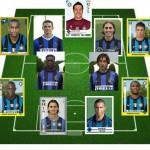 Foto – Ecco la Top 11 delle cessioni più importanti dell'Inter dal 2000 ad oggi: una formazione SPAVENTOSA