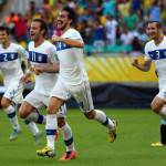 Uruguay-Italia 4-5 dcr, ai rigori l'eroe è Gigi Buffon: 3° posto per la nazionale italiana!