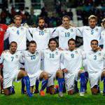 Calcio, Estonia – Italia 1-2