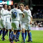 Euro 2012: l'Italia è tornata, allenamento in vista della Far Oer
