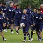 """Sudafrica 2010: Italia, parla Castellacci: """"Per De Rossi riposo precauzionale"""""""
