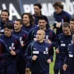 Sudafrica 2010: Italia, ecco il minutaggio dei milanisti Pirlo, Gattuso e Zambrotta