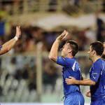 Qualificazioni Euro 2012: Italia-Far Oer 5-0, festa azzurra per Prandelli a Firenze