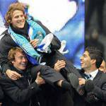 Calcio e cartoon: Forlan diventa…Mark Lenders! – Video