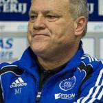 Ultim'ora Calcio Estero, si è dimesso Jol allenatore dell'Ajax prossimo avversario del Milan