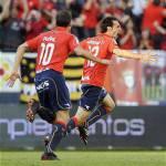 Liga spagnola: pareggio fra Almeria e Hercules, vincono Espanyol, Getafe e Osasuna